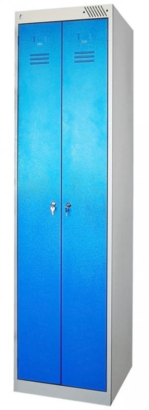 Шкаф металлический для одежды ШРЭК-22-500 купить на выгодных условиях в Нижнем Новгороде