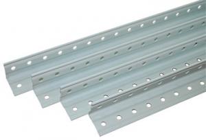Стойка усиленная 200 для металлического стеллажа купить на выгодных условиях в Нижнем Новгороде